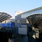 Kyoto Train Station 3 by fenjay