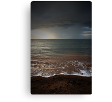 Stormy Tuesday morning... Canvas Print