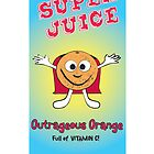 Orange Super Juice by thirdeyestudio