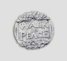 Walk in Peace by thirdeyestudio