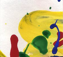 Toe Jam #8 by artbysas