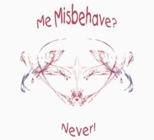 Me Misbehave? by Virginia N. Fred
