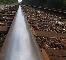 Railroad Reflections by GrayMatter