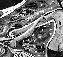 Une Nouvelle Couleur - Jonquil by John Douglas