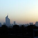 Dubai,  United Arab Emirates by AravindTeki
