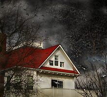 fawcett's farmhouse by gabryshak