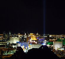 Las Vegas nightlife by mathley