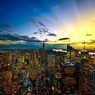 Colors of New York by Dominic Kamp