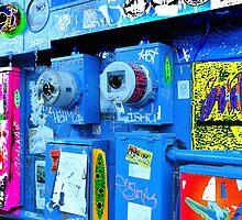 box o street art by staci buchanan