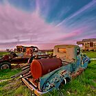 Great Day for Old Trucks by photosbyflood