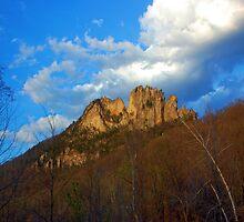 Seneca Rocks II by Jason Vickers