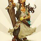 scai: pirate girl by fydbac