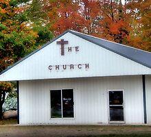 The Church by Erika Benoit
