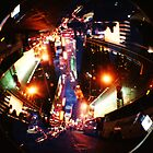 times square lomo fun by Shannon Holm