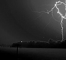 Lightning by Nelson  Ramm