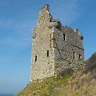 Greenan Castle by mozart