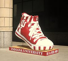 Hoosier Shoe by rabeeker