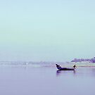 Fisherman's Dawn - A view from Dreamworld by Prasad