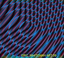 (RETROGRADE  ) ERIC WHITEMAN  ART   by eric  whiteman