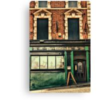 Castle Bar, Derry Canvas Print