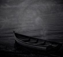 The Haunted Rowboat by Jason Lee Jodoin