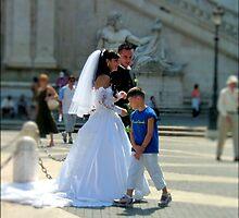 Italian Wedding by Erika Benoit