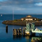 Tiny Point Defiance Ferry Terminal by Shannon Beauford