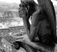 Gargoyle by BrightWorld