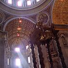 St Peters Light by BrightWorld