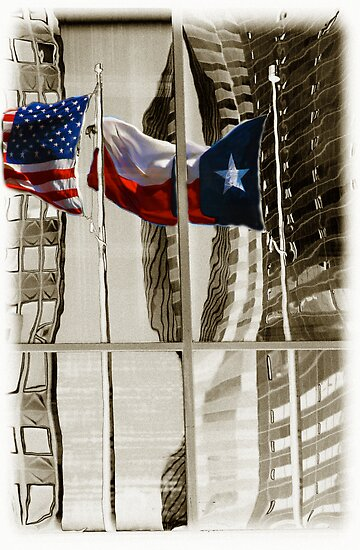 Reflections of a state and country by Jeff Blanchard