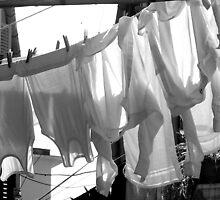 Laundry Day by Hazel Dean