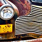 Old Car in Goff by photosbyflood