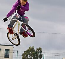 BMX in Stratford upon Avon by Robert Shaw