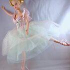 Ballerina Barbie by Diana Forgione