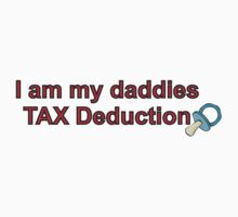 Daddies Tax Deduction - Boy by Scott Westlake