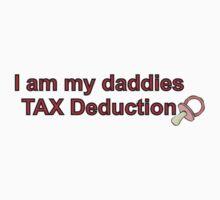 Daddies Tax Deduction - Girl by Scott Westlake