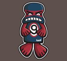 Grumpy Mascot by KawaiiPunk