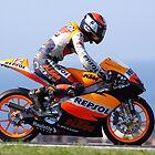 Tito Rabat - Moto GP 2008 by Mirko Mujica