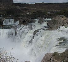 Shoshone Falls by Katie  Marie