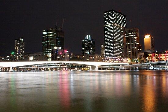 Brisbane CBD by Newsworthy