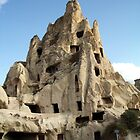 Rocky living in Goreme by zsaleeba