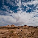 Painted Desert - South Australia by Jeff Catford
