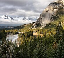 Rocky Mountains vista by Robyn Lakeman