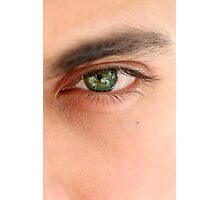 In Your Eyes Photographic Print