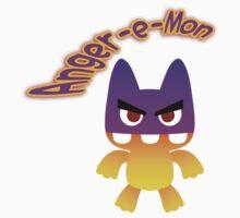 Anger-e-Mon by shiro