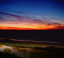 Of Waves and Sunsets by DuboisDigital