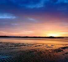 From Stotfield Beach by Blackgull