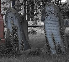westbury church yard by funkybunch