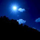 ever so blue by imagegrabber