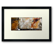 Fear Of The Unknown Framed Print